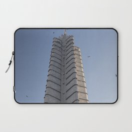 The Jose Marti Memorial, in La Havana, Cuba. Laptop Sleeve
