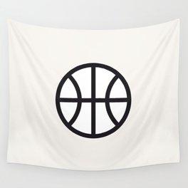 Basketball - Balls Serie Wall Tapestry