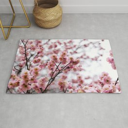 The First Bloom Rug