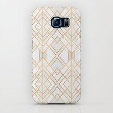Golden Geo Slim Case Galaxy S7