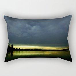 Mother Nature - Setting the mood Rectangular Pillow
