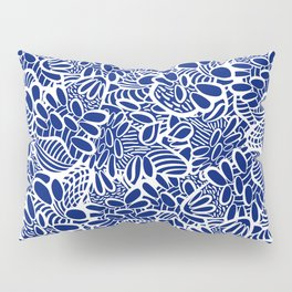 Banksia Blue Pillow Sham