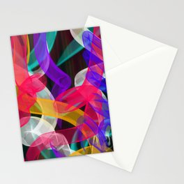 Bam Squiggle Stationery Cards
