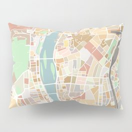 Prague, Czech Republic Pillow Sham