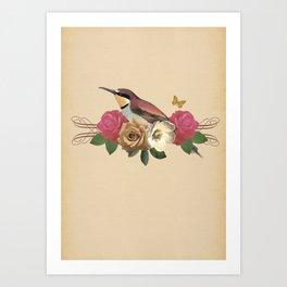 Song Bird 2 Art Print
