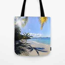 St John Salomon Beach Tote Bag