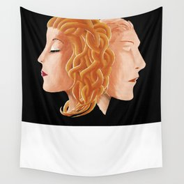 Medusa and Perseus Wall Tapestry