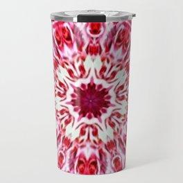 Royal Rose Radiant Orchid Kaleidoscope Travel Mug