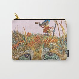 The case on the hunt Carry-All Pouch