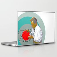 science Laptop & iPad Skins featuring Science by Renaissance Youth