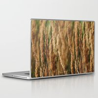 grass Laptop & iPad Skins featuring grass by Artemio Studio