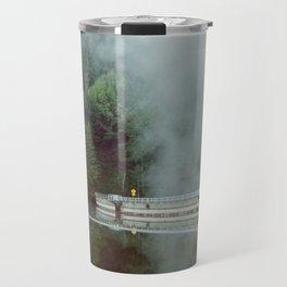 Misty Lake - 35mm Film Travel Mug