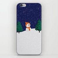 snowman iPhone & iPod Skins featuring Snowman ... by Mr and Mrs Quirynen