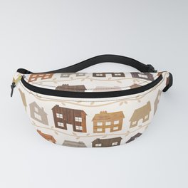 Modern Country Farmhouses Fanny Pack