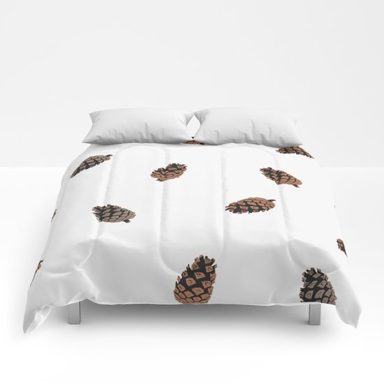 Cone Pattern Comforters