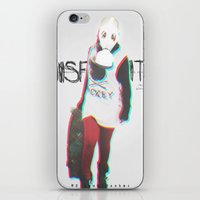 misfits iPhone & iPod Skins featuring Misfits by SAH.