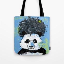 Mad Panda Tote Bag