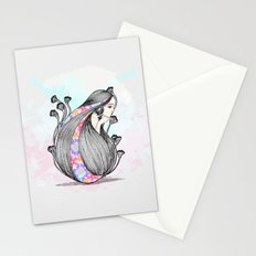 earth bound Stationery Cards