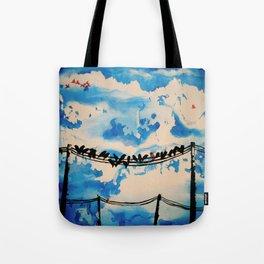 belonging Tote Bag