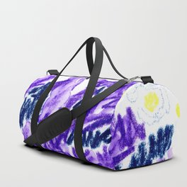 the lonely tree Duffle Bag
