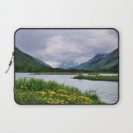 God's Country - III Laptop Sleeve