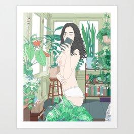 Paniz Art Print
