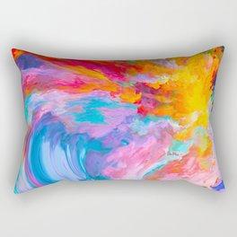 Nek Rectangular Pillow