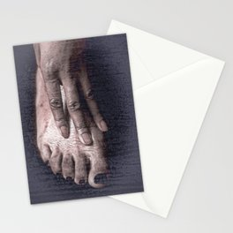 3 Fingers and 5 Toes Stationery Cards