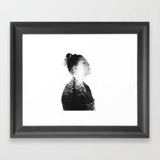 Inner Spirits. Water. Framed Art Print