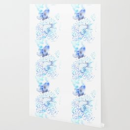 Blue Water Wallpaper