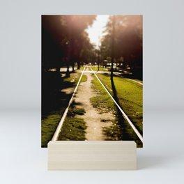 Neutral Ground Mini Art Print