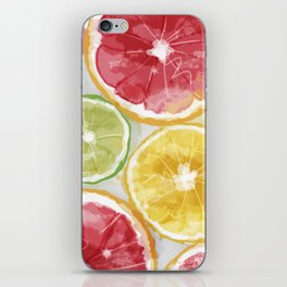 Citrus Splash iPhone Skin