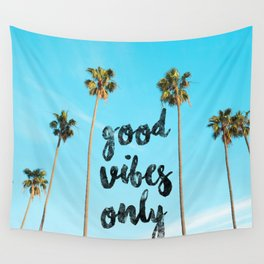 Good LA Vibes Only #society6 #lifestyle Wall Tapestry