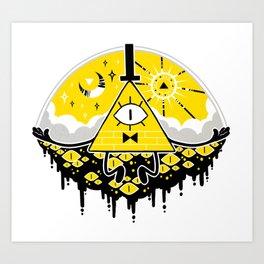 """Bill's Prophecy"" Art Print"