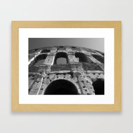 Roman Architecture at its Best Framed Art Print