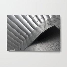 Contemporary architecture Metal Print