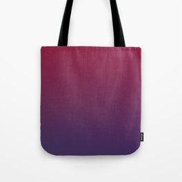 DESTINATION - Minimal Plain Soft Mood Color Blend Prints Tote Bag