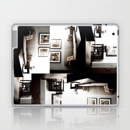 I'm Afraid to Come Back Home Laptop & iPad Skin
