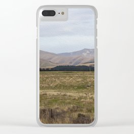The Ranges Clear iPhone Case