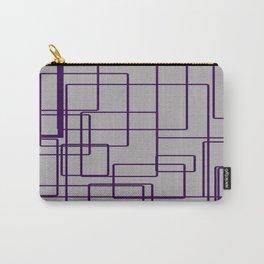 rectángulos superposiciones Carry-All Pouch