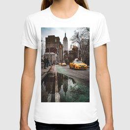 23rd Street Puddles T-shirt