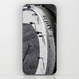 geometry iPhone Skin