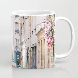 Charming Paris Street Scene Coffee Mug