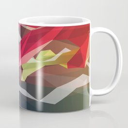 Running Man Coffee Mug
