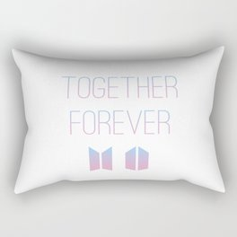 Together Forever BTS Rectangular Pillow