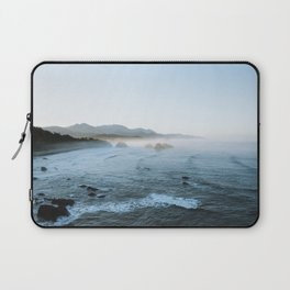Cannon Beach Sunrise Laptop Sleeve