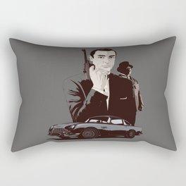 J. B. Rectangular Pillow