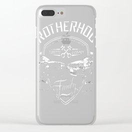 Fast and Furious - Brotherhood Clear iPhone Case