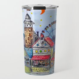 CHRISTMAS MARKET Travel Mug