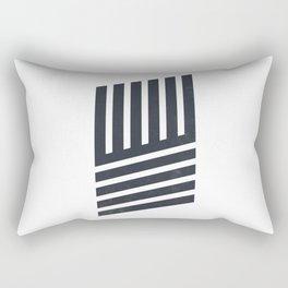 Century 02 Abstract Rectangular Pillow